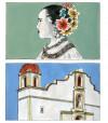 mexico aus dem  skizzenbuch 2017